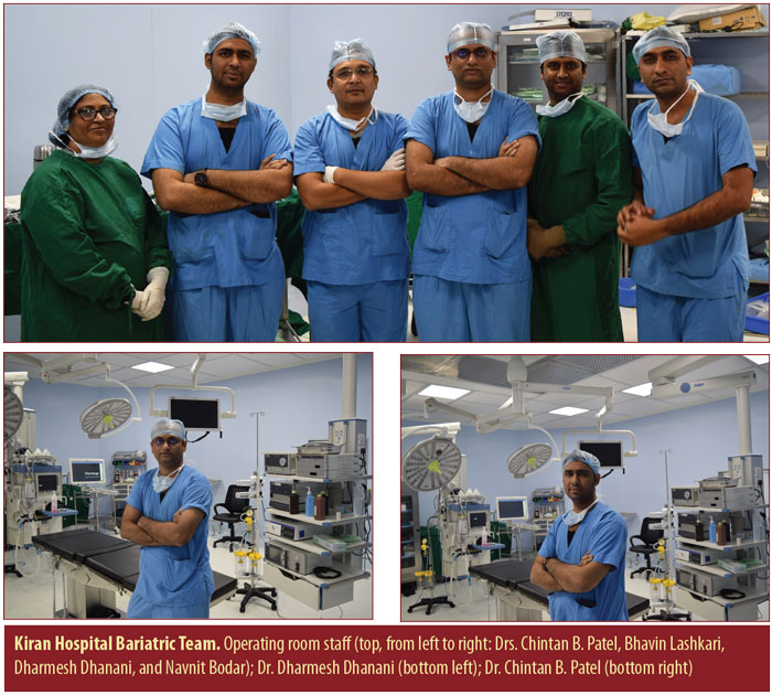Welcome To The Center For Weight Loss And Bariatric Surgery At Kiran