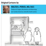 Walter Pories's Cartoon Corner